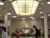 custom cafeteria lighting