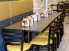 custom cafeteria seating