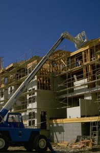 large scale construction